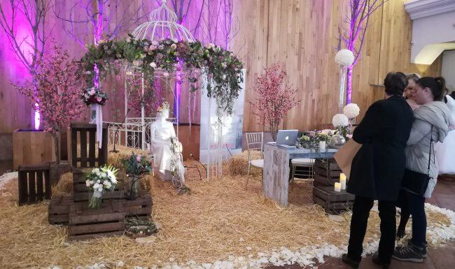 Las Camelias en say yes feria de bodas